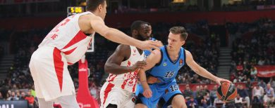 Basketball-Euroleague Alba Berlin siegt auch überraschend in Belgrad