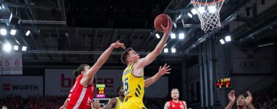 Klarer Auswärtssieg in Bamberg Alba zieht glanzvoll ins Pokalfinale ein