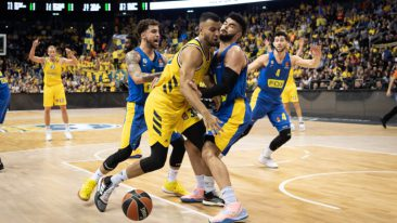 Alba Berlin verliert daheim gegen Maccabi Tel Aviv