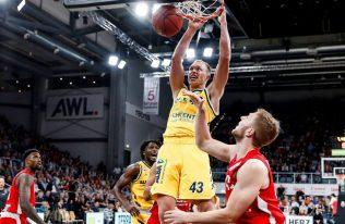 Albatrosse kämpfen am Sonntag in Bamberg um den Einzug ins Pokalfinale