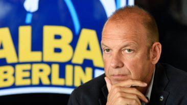 """Alba-Manager Baldi: Geisterspiele sind """"nicht schlechteste Lösung"""""""