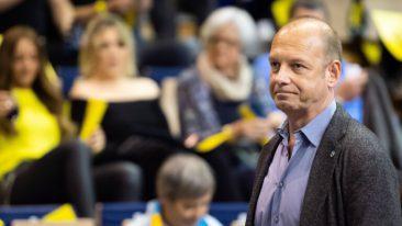 Alba-Manager Marco Baldi erklärt, wie die Basketball-Saison zu Ende gehen kann
