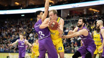 Alba und die (halbe) Basketball-Liga spielt weiter!