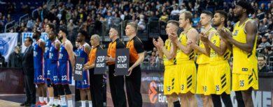 Kader fast wieder vollzählig Euroleague abgebrochen – doch Alba Berlin ist auch nächste Saison dabei