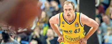 Alba plant die Rückkehr ins Training Luke Sikma ist schon wieder in Berlin