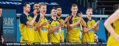 Vor dem Spiel gegen Vechta Alba Berlins tiefer Kader könnte zum großen Trumpf werden