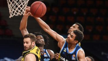 Ogbe und Cavanaugh verlassen Basketball-Meister Alba Berlin