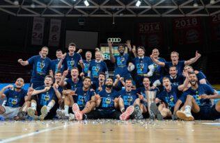 Double, EuroLeague, Kontinuität und Lockdown - Rückblick auf eine unvergessliche Saison