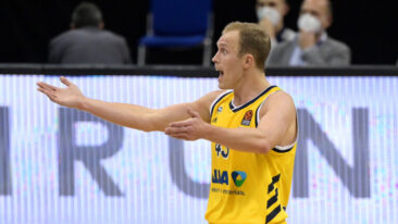 Euroleague: Albas Sikma wertvollster Spieler des Spieltags