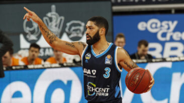 Alba Berlin verliert in Basketball-Euroleague klar in Mailand