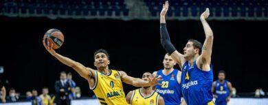 Rückrundenstart der Euroleague Alba Berlin unterliegt Maccabi Tel Aviv