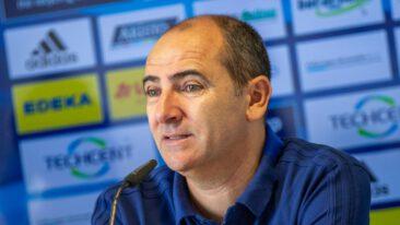 """Albas Ojeda: """"Platz 1 ist nicht unser primäres Ziel"""""""