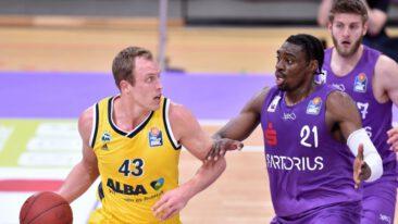 """Alba-Basketballer Sikma: """"Wir haben einen mörderischen Spielplan"""""""