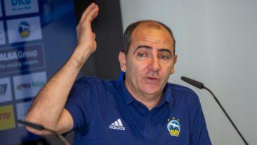 "Albas Sportdirektor Himar Ojeda: ""Ja, es ist frustrierend"""