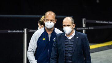Alba Berlin noch nicht bereit für Bundesliga