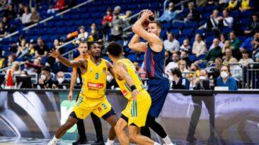 Alba Berlin kassiert Euro-League-Heimniederlage gegen Baskonia